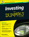 Investing for Dummies - UK, 4th UK Edition (1119025761) cover image