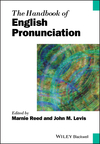 The Handbook of English Pronunciation (1119055261) cover image