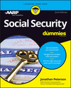 Social Security For Dummies, 2nd Edition (1119296161) cover image