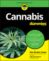 Cannabis For Dummies (1119550661) cover image