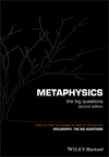 Metaphysics: The Big Questions, 2nd Edition (1405125861) cover image