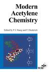 Modern Acetylene Chemistry (3527615261) cover image