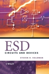 ESD: Circuits and Devices (0470030062) cover image
