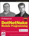 Professional DotNetNuke Module Programming (0470171162) cover image