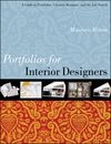 Portfolios for Interior Designers: A Guide to Portfolios, Creative Resumes, and the Job Search (0470408162) cover image