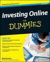 Investing Online For Dummies, 7th Edition (0470769262) cover image