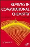 Reviews in Computational Chemistry, Volume 5 (0471188662) cover image