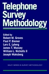 Telephone Survey Methodology (0471209562) cover image