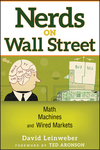 Nerds on Wall Street: Math, Machines and Wired Markets  (0471369462) cover image