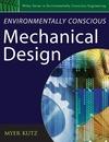 Environmentally Conscious Mechanical Design (0471726362) cover image