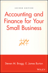 Accounting and Finance for Your Small Business, 2nd Edition (0471771562) cover image