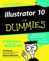 Illustrator 10 For Dummies (0764536362) cover image