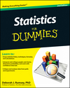 Statistics For Dummies, 2nd Edition (1118012062) cover image