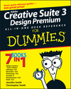 Adobe Creative Suite 3 Design Premium All-in-One Desk Reference For Dummies (1118051262) cover image