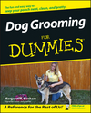 Dog Grooming For Dummies (1118052862) cover image