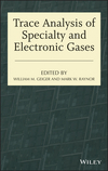thumbnail image: Trace Analysis of Specialty and Electronic Gases
