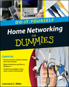Home Networking Do-It-Yourself For Dummies (1118086562) cover image