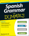 Spanish Grammar For Dummies (1118235762) cover image