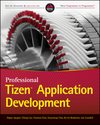 Professional Tizen Application Development (1118809262) cover image