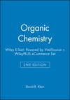 Organic Chemistry, 2e Wiley E-Text: Powered by VitalSource + WileyPLUS eCommerce Set (1119386462) cover image