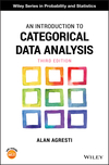 thumbnail image: An Introduction to Categorical Data Analysis, 3rd Edition