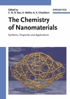 The Chemistry of Nanomaterials: Synthesis, Properties and Applications, 2 Volumes (3527306862) cover image