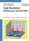 High-Resolution Continuum Source AAS: The Better Way to Do Atomic Absorption Spectrometry (3527307362) cover image