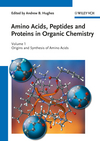 thumbnail image: Amino Acids Peptides and Proteins in Organic Chemistry Volume 1 - Origins and Synthesis of Amino Acids