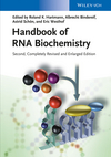 thumbnail image: Handbook of RNA Biochemistry, 2nd, Completely Revised and Enlarged Edition