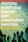 Modern Portfolio Theory and Investment Analysis, 8th Edition (EHEP000262) cover image