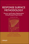 thumbnail image: Response Surface Methodology: Process and Product Optimization Using Designed Experiments, 3rd Edition