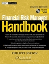 Financial Risk Manager Handbook, 4th Edition (0470176563) cover image