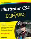 Illustrator CS4 For Dummies (0470396563) cover image