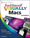 Teach Yourself VISUALLY Macs, 2nd Edition (0470440163) cover image