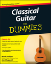 Classical Guitar For Dummies (0470541563) cover image