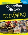 Canadian History for Dummies, 2nd Edition (0470836563) cover image