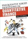 Frequently Asked Questions in Quantitative Finance (0470972963) cover image
