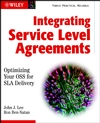 Integrating Service Level Agreements: Optimizing Your OSS for SLA Delivery (0471428663) cover image