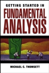 Getting Started in Fundamental Analysis (0471754463) cover image