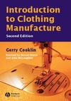 Introduction to Clothing Manufacture, 2nd Edition (0632058463) cover image