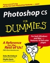 Photoshop® CS For Dummies® (0764543563) cover image