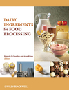 Dairy Ingredients for Food Processing (0813817463) cover image