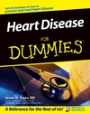 Heart Disease For Dummies, 2nd Edition (1118068963) cover image