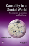 thumbnail image: Causality in a Social World: Moderation, Mediation and Spill-over