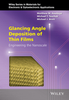 thumbnail image: Glancing Angle Deposition of Thin Films: Engineering the Nanoscale