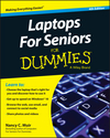 Laptops For Seniors For Dummies, 4th Edition (1119049563) cover image