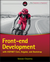 Front-end Development with ASP.NET Core, Angular, and Bootstrap (1119243963) cover image