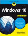Windows 10 For Dummies, 2nd Edition (1119311063) cover image