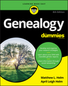Genealogy For Dummies, 8th Edition (1119411963) cover image
