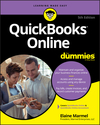 QuickBooks Online For Dummies, 5th Edition (1119590663) cover image